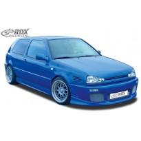 """RDX Priekinis buferis VW Vento """"GT-Race"""" (su šoninėmis įsiurbimo skylėmis)"""