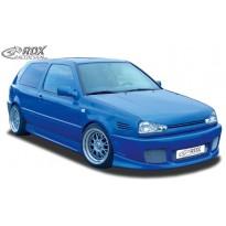 """RDX Priekinis buferis VW Vento """"GT-Race clean"""" (su šoninėmis įsiurbimo skylėmis)"""