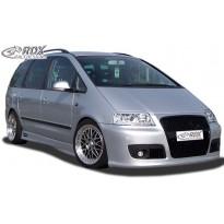 """RDX Priekinis buferis SEAT Alhambra 2000+ """"SF/GTI-Five"""" be žibintų apiplovimo"""