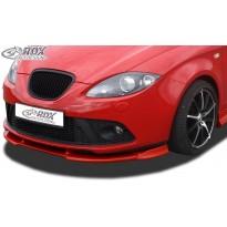 RDX Priekinis spoileris VARIO-X SEAT Altea 5P FR