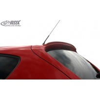 RDX Trunk lid spoiler SEAT Altea 5P Stogo spoileris Lip
