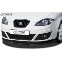 RDX Priekinis spoileris VARIO-X SEAT Altea 5P Facelift 2009+ įskaitant Altea XL
