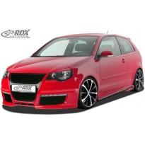 """RDX Priekinis buferis VW Polo 9N3 """"GTI-Five"""" be žibintų apiplovimo"""