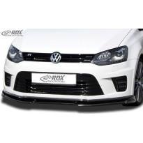 RDX Priekinis spoileris VARIO-X VW Polo 6R