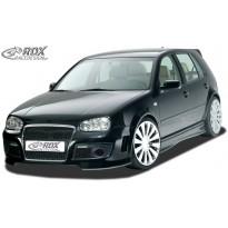 """RDX Priekinis buferis VW Golf 4 """"SingleFrame"""" Stilius 1"""