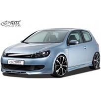 RDX Priekinis spoileris VW Golf 6