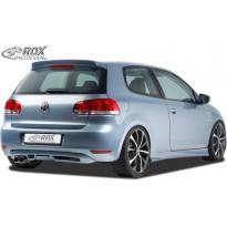 RDX Galinio buferio praplatinimas VW Golf 6