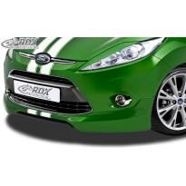 RDX Priekinis spoileris FORD Fiesta MK7 JA8 JR8 (2008-2012)