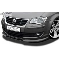 RDX Priekinis spoileris VW Touran 2007+
