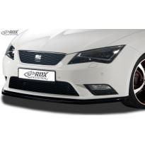 RDX Priekinis spoileris SEAT Leon 5F / Leon 5F SC / Leon 5F ST