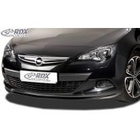 RDX Priekinis spoileris OPEL Astra J GTC (for OPC-Line Front!)