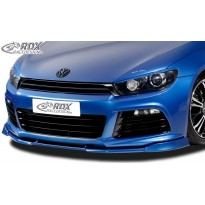 RDX Priekinis spoileris VARIO-X VW Scirocco R