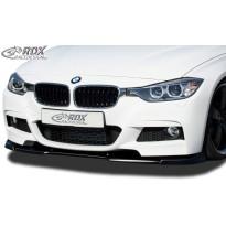 RDX Priekinis spoileris VARIO-X BMW 3-serija F30 / F31 2012+ (M-Technik Priekinis buferis)