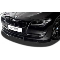 RDX Priekinis spoileris VARIO-X BMW 5-serija F10 / F11 -2013
