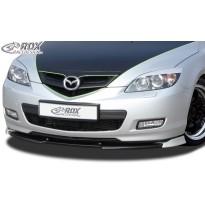 RDX Priekinis spoileris VARIO-X Mazda 3 2006-2009