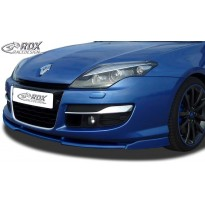 RDX Priekinis spoileris VARIO-X RENAULT Laguna 3 Phase 2 / Facelift 2011+