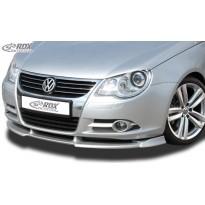 RDX Priekinis spoileris VARIO-X VW Eos 1F -2011