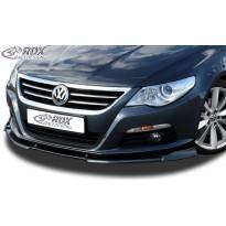 RDX Priekinis spoileris VARIO-X VW Passat CC -2012
