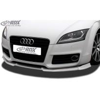 RDX Priekinis spoileris VARIO-X AUDI TT 8J Facelift 2010+