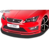 RDX Priekinis spoileris VARIO-X SEAT Leon 5F FR + Cupra / Leon 5F SC FR + Cupra / Leon 5F ST FR