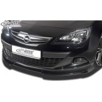 RDX Priekinis spoileris VARIO-X OPEL Astra J GTC (for OPC-Line Front!)