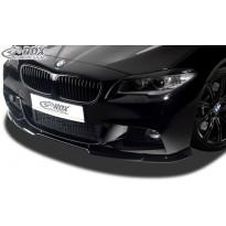 RDX Priekinis spoileris VARIO-X BMW 5-serija F10 / F11 M-Technic -2013