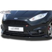 RDX Priekinis spoileris VARIO-X FORD Fiesta ST MK7 JA8 JR8 (2013+)