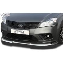 RDX Priekinis spoileris VARIO-X KIA Pro Ceed Typ ED 2009-2012