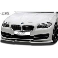 RDX Priekinis spoileris VARIO-X BMW 5-serija F10 / F11 2013+