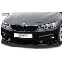 RDX Priekinis spoileris VARIO-X BMW 4-serija F32 / F33 M-Technic