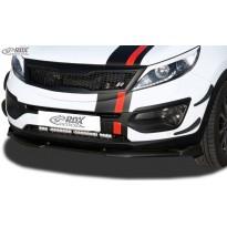 RDX Priekinis spoileris VARIO-X KIA Sportage (SL)