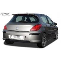 RDX Stogo spoileris Peugeot 308