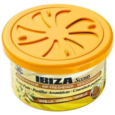 Automobilinis oro gaiviklis Ibiza Scents Vanilla
