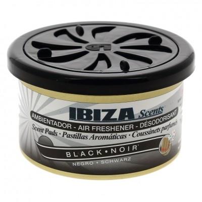 Automobilinis oro gaiviklis Ibiza Scents Black noir