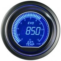 EGT - išmetamūjų dujų temperatūros daviklis Autogauge EVO 52mm