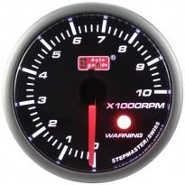 Tachometras daviklis Autogauge LED 52mm