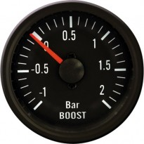Autogauge VDO Style Boost Gauge 51mm