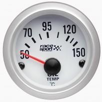 Tepalo temperatūros indikatorius Race sport 52mm