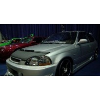 Hood bra Honda Civic 96/98 2/3/4Doors
