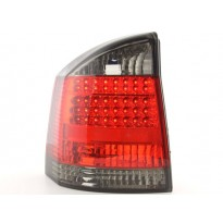 LED Tail lights Opel Vectra C 02-07  red/smoked