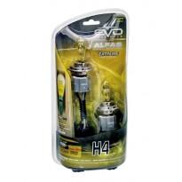 Evo performance H4 geltonos lemputės 2vnt.
